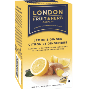 London Lemon Ginger