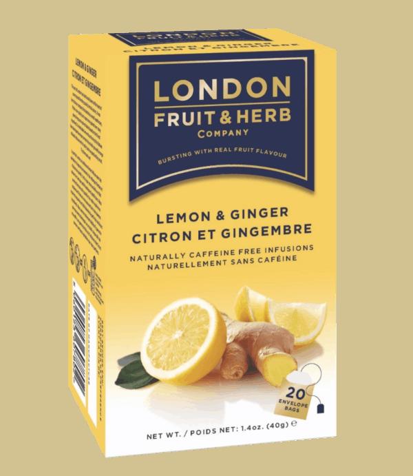 London Lemon Ginger