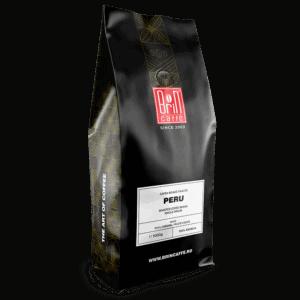 Brin Caffé - Cafea boabe Peru 1kg