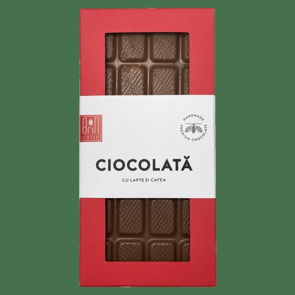 Brin Ciocolată cu lapte și cafea